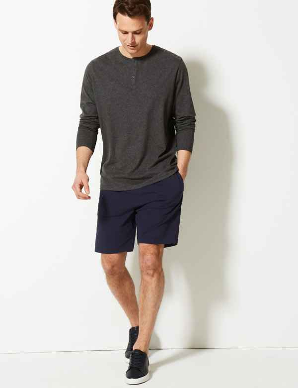 5b3d651f26 Cotton Rich Sweat Shorts