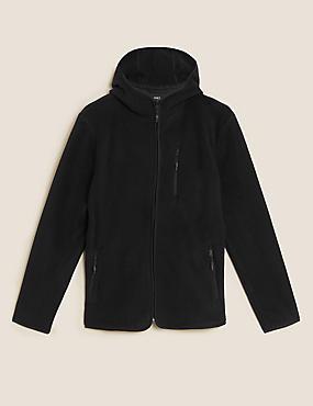 Zip Up Micro Fleece