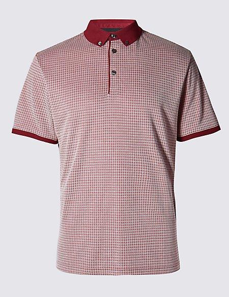 Soft Touch Modal Blend Polo Shirt