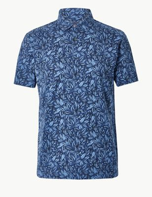 Pure Cotton Polo Shirt £9.00 3bb1fa2eab