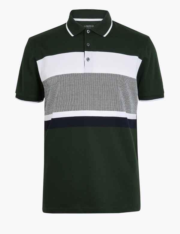 3cd68c4c8 Mens Tops, T Shirts & Polos | M&S