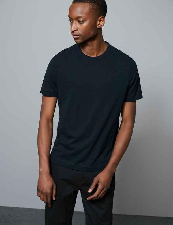 aae5bf0c2a Supima® Cotton Crew Neck T-Shirt