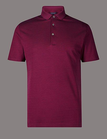 Supima® Cotton Polo Shirt