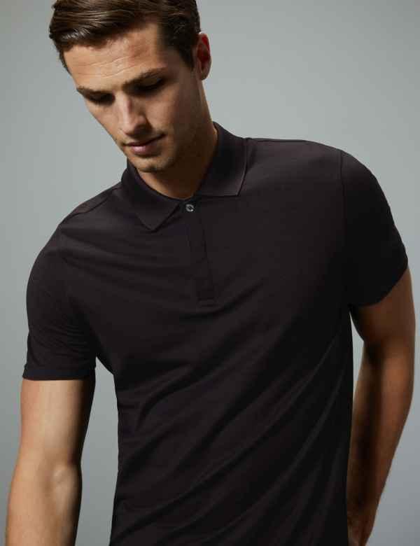66abbfd51 Supima® Cotton Polo Shirt