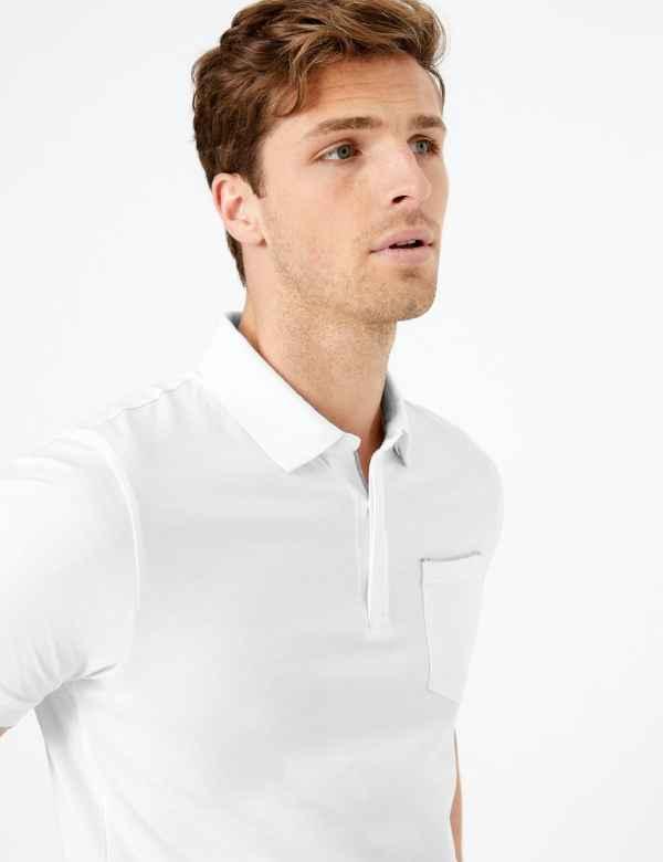 Men's Polo Shirts   M&S