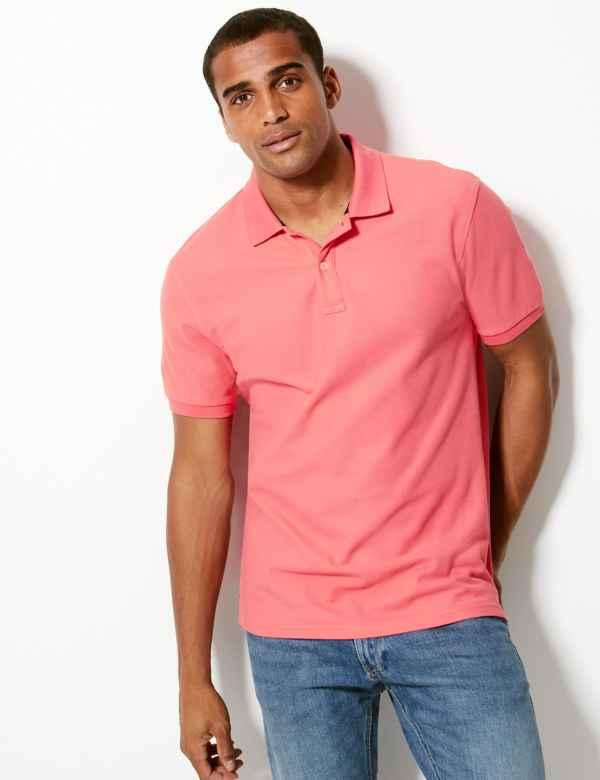 f0c09ab7 Mens Tops, T Shirts & Polos | M&S