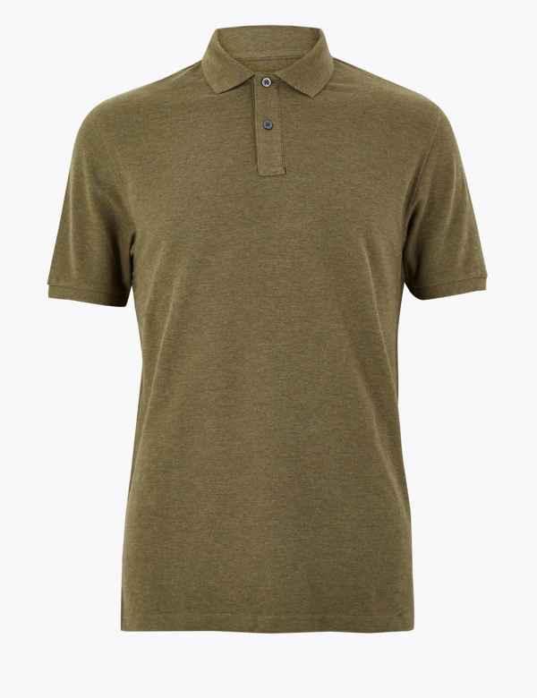 f0d6815533 Mens Tops, T Shirts & Polos | M&S