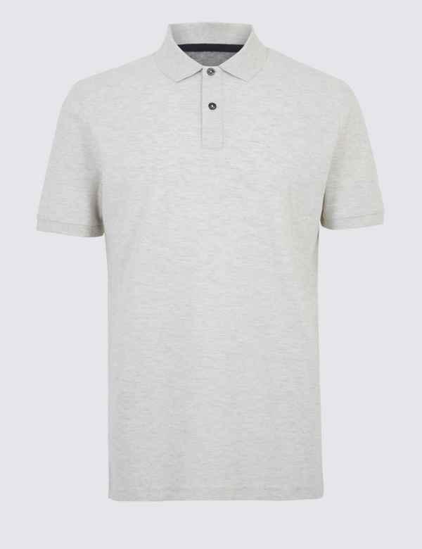 31cabdf6 Pure Cotton Polo Shirt. Multibuy Offer