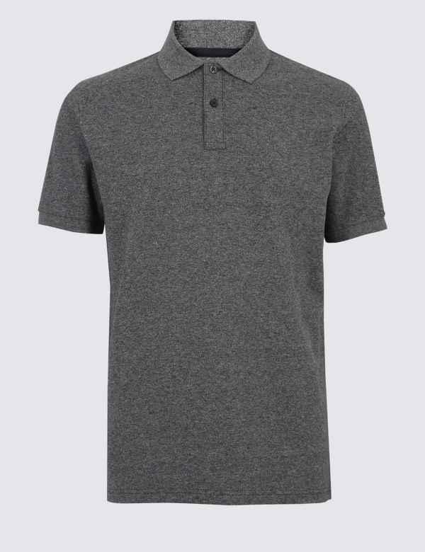 d6ab6f2e Mens Tops, T Shirts & Polos | M&S