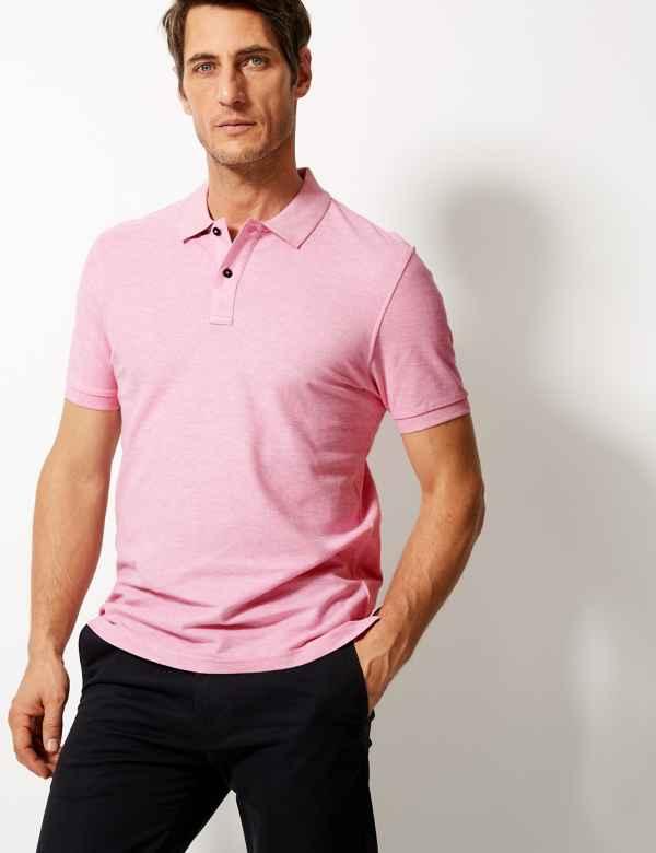 d0e526517 Mens Tops, T Shirts & Polos | M&S