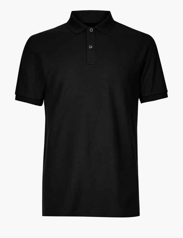 f6ebe3e8 Pure Cotton Polo Shirt. Multibuy Offer