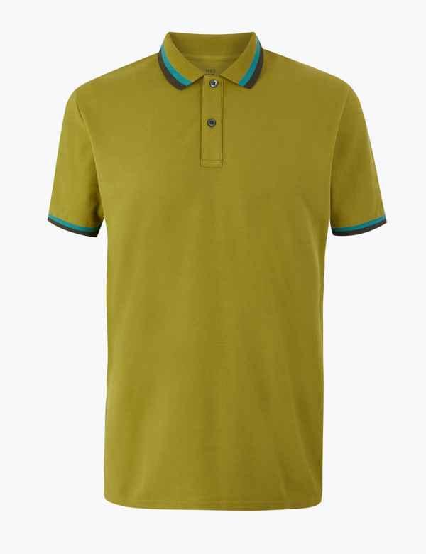 ca008465 Mens Tops, T Shirts & Polos | M&S