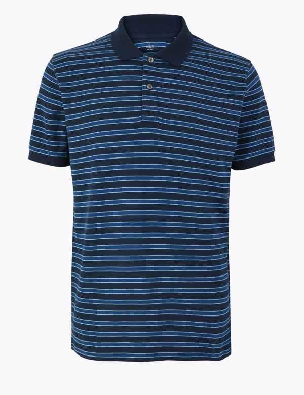 3981ebe2 Mens Tops, T Shirts & Polos | M&S