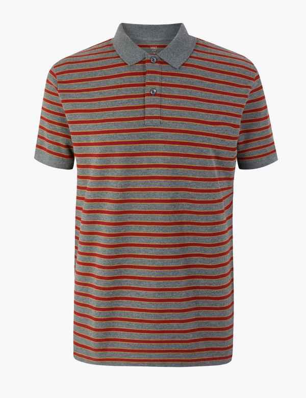 5d5a7479f Mens Tops, T Shirts & Polos | M&S