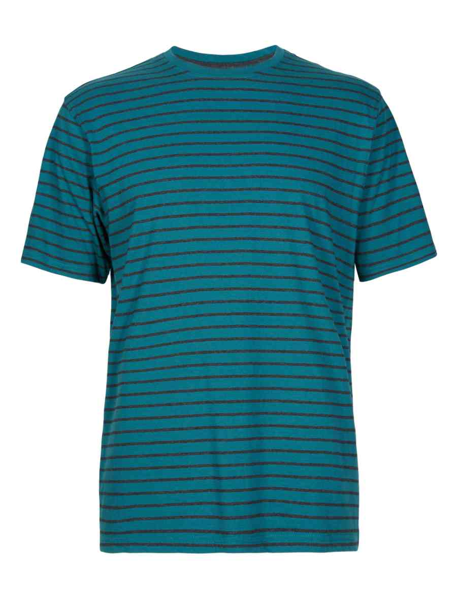 4b83a69c532 Pure Cotton Stay Soft T-Shirt with StayNEW™