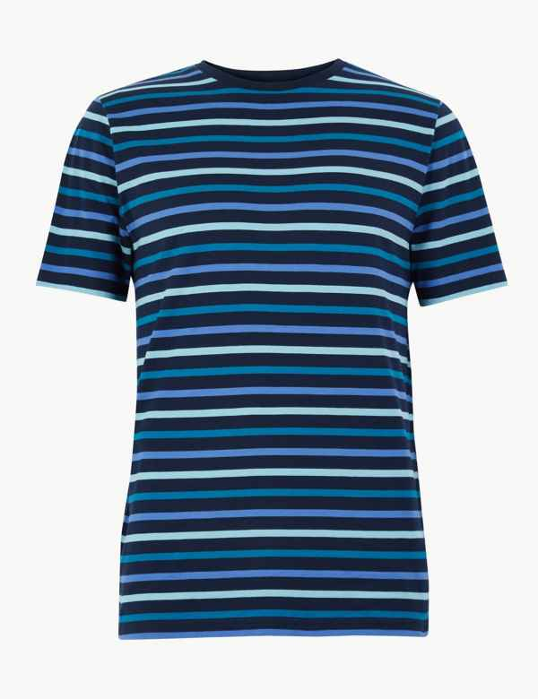 4517c3a9 M&S Collection Men's Tops | T-Shirts & Polos | M&S