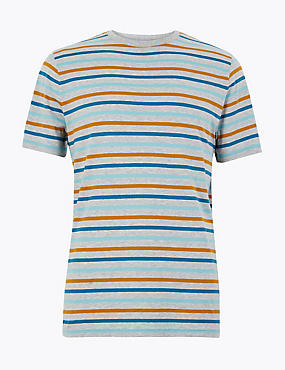 64d90f10db41 Tops, t-shirts & polos | Men | Marks and Spencer US