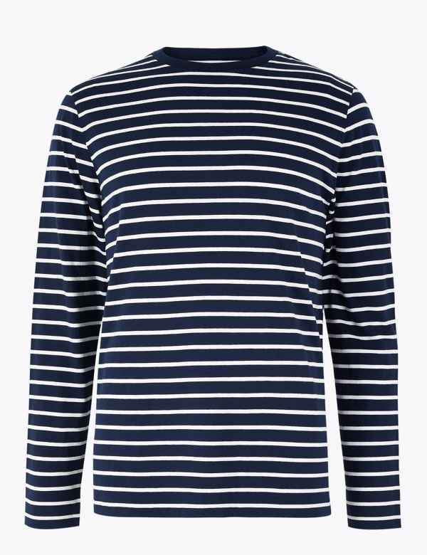 4138a8c0e94 Men's Stay New Tops & T Shirts | M&S