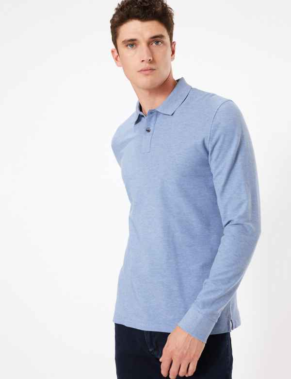a79262c8 Mens Tops, T Shirts & Polos | M&S