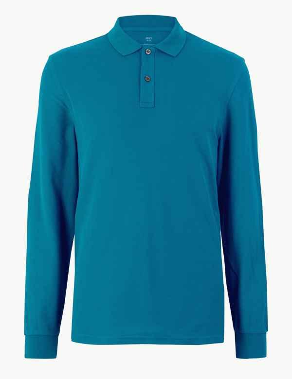 74b07f0d8cb Mens Tops, T Shirts & Polos | M&S