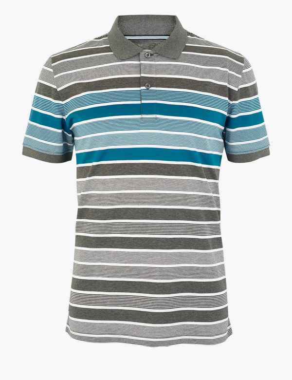 696d7db65983 Blue Harbour | Mens Tops, T Shirts & Polos | M&S