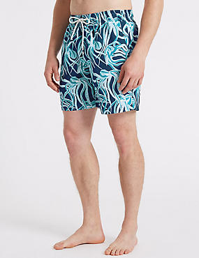 Octopus Quick Dry Swim Shorts