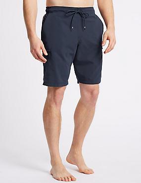 Quick Dry Cargo Swim Shorts