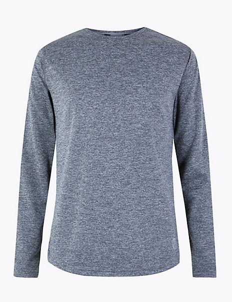Active Marl Sweatshirt