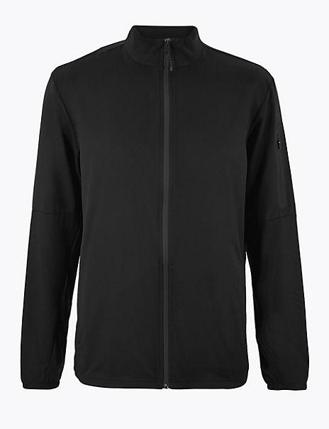 Active Funnel Neck Jacket