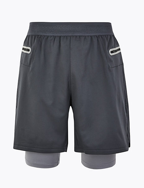 Active Two Layer Shorts