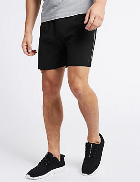 Active Lined Shorts