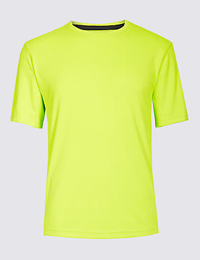 Active Performance Mesh T-Shirt