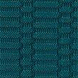 Cotton Rich Textured Jumper, DARK TEAL, swatch