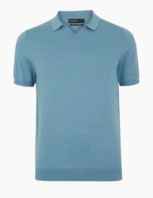 0f4496393 Mens Tops, T Shirts & Polos | M&S