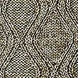 Cotton Rich Cable Knit Jumper, KHAKI, swatch