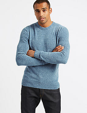 Chenille Textured Jumper