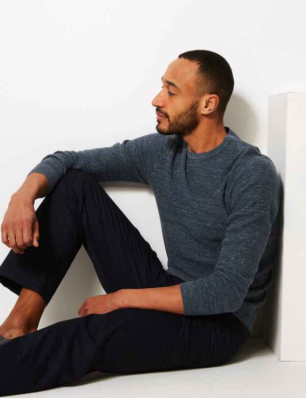 74e1776ac6c72b Mens Jumpers & Cardigans Sale | Mens Knitwear Offers | M&S
