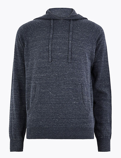 Pure Cotton Hoodie
