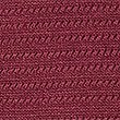 Cotton with Linen Textured Crew Neck Jumper, RASPBERRY, swatch