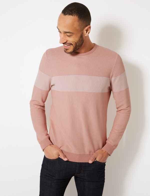 a0d42fc09646c3 Mens Jumpers & Cardigans Sale | Mens Knitwear Offers | M&S IE