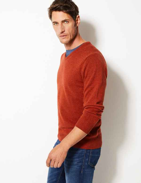 08d39002f1e Mens Jumpers & Cardigans | M&S