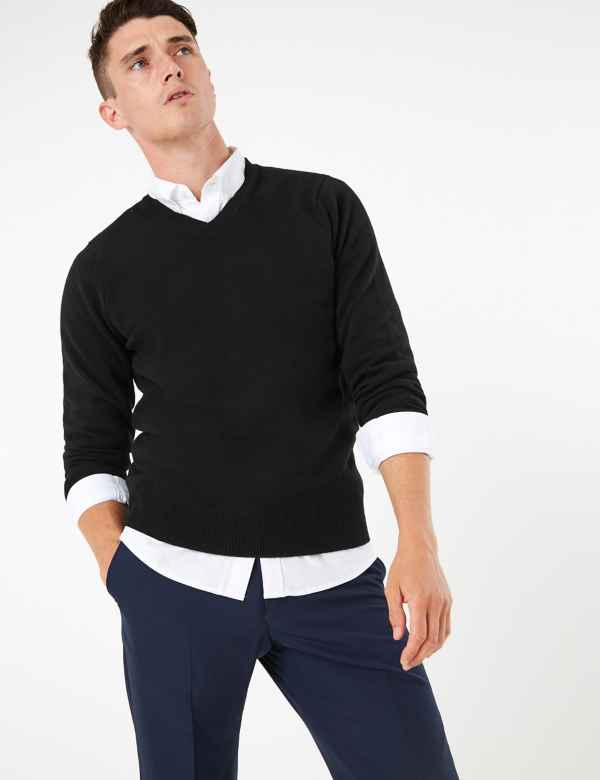 ad2a6efbffc5 Mens Jumpers & Cardigans   M&S