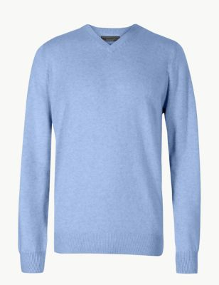 a3305c965f7d1e Pure Cotton V-Neck Jumper £9.00 - £19.50
