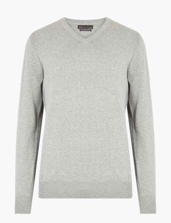 31b2d31a8eaa36 Mens Jumpers & Cardigans | Luxury Knitwear For Men | M&S IE