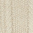 Pure Cotton Cable Knit Jumper, NEUTRAL, swatch