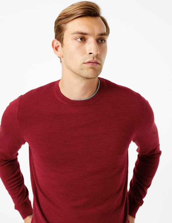 ce0a6620a4a Mens Jumpers & Cardigans | M&S