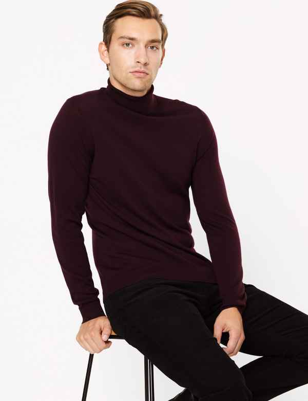Big & Tall Jumpers & Cardigans | M&S