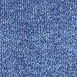 Pure Cashmere V-Neck Jumper, BLUE, swatch