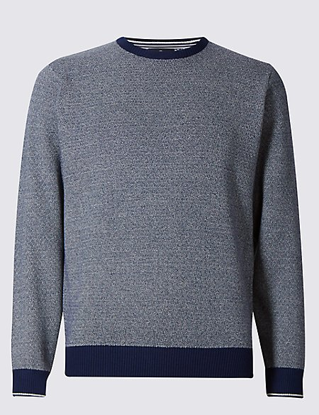 Pure Cotton Double Face Jumpers