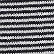 Cotton Rich Striped Zip Through Cardigan, NAVY MIX, swatch